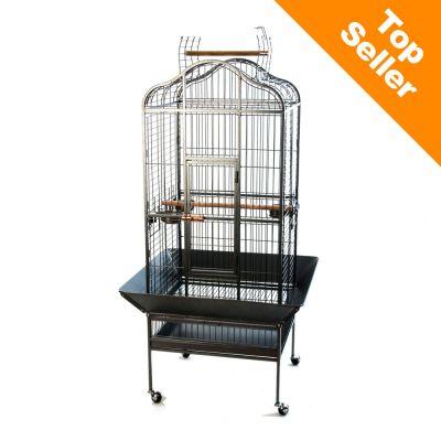 avis sur cage noble pour perroquet zooplus. Black Bedroom Furniture Sets. Home Design Ideas