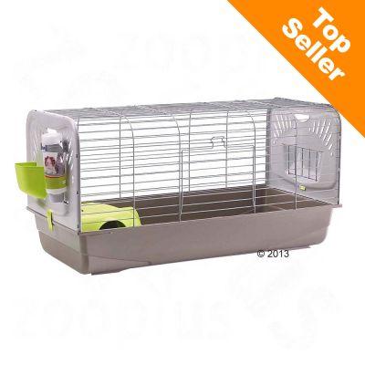 avis sur cage savic c sar 3 deluxe pour lapin et cochon d. Black Bedroom Furniture Sets. Home Design Ideas