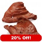 CANIBIT Beef Ear Chews - 20% Off!*
