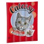 Catessy, 15 bâtonnets Bar-B-Q à mâcher pour chat