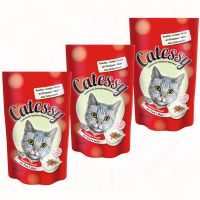 Catessy Crunchy Snacks – Saver Pack 3 x 65g