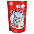 Catessy Snacks, lohi & omega-3