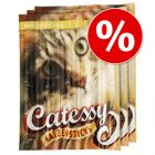 Catessy Sticks - 9 x 5 Pack