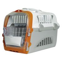 Catit Design Cabrio Pet Carrier - White / Grey