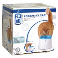 catit fresh and clear instructions