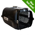 Catit Transportbox White Tiger Voyageur Black