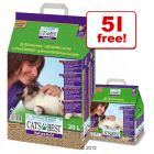 Cat's Best Nature Gold Cat Litter 20 + 5 Litres Free!