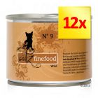 Catz Finefood Can Multibuy 12 x 200g