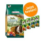 Cavia Nature + Versele-Laga Nature Sticks zum Sonderpreis