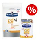 Combi Pack: Hill´s Prescription Diet 5 kg + 12 x 85 g