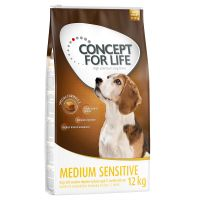 Concept for Life Medium Sensitive