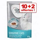 Concept for Life 10 x 85 g + 2 offertes !