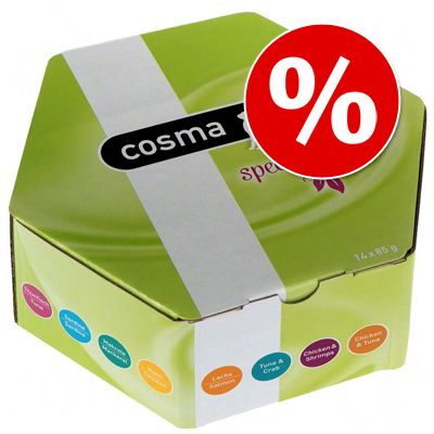 Cosma Box Special Edition 14 x 85 g