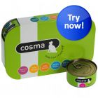 Cosma Original in Jelly Mixed Trial Packs
