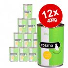 Cosma Original in Jelly Saver Pack 12 x 400g