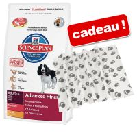 Croquettes Hill's Science Plan Canine 12/16 kg + couverture polaire Pawty offerte !