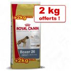 Croquettes Royal Canin Breed 12 kg + 2 kg offerts !