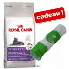 Croquettes Royal Canin 8/10/10,5 kg + tunnel offert !