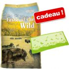 Croquettes Taste of the Wild 13 kg + couverture Summer Party offerte !