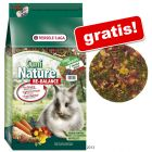 Cuni Nature Re-Balance para conejos +  Pizza ¡gratis!