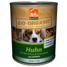 Defu Organic 50% Sensitive 6 x 800 g