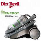 Dirt Devil Fello & Friend Infinity VS8 Turbo ECO