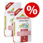 Doble pack: Almo Nature Holistic 2 x 12 kg con hasta 10% dto