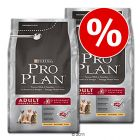 Doble pack: Pro Plan 2 x 10 kg