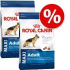 Doble Pack: Royal Canin 2x15/13/12 kg