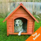 Dog Kennel Trixie Natura Pitched Roof