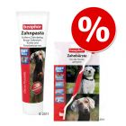 Dog-A-Dent Toothbrush + Toothpaste Set - Special Price!*