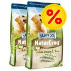 Doppelpack Happy Dog NaturCroq 2 x 15 kg