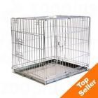 Double Door Transport Cage