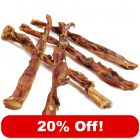 5 Dried Beef Scalp Chews - 20% Off!*