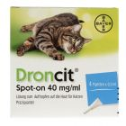 Droncit Spot-on 40 mg/ml