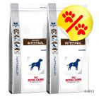 Dubbel Royal Canin Veterinary Diet Gastro Intestinal GI 25