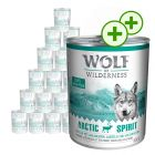 Dubbele bonuspunten! Wolf of Wilderness Adult / Junior 24 x 800 g