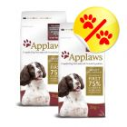 Dubbelpack Applaws Adult Small & Medium Breed Chicken & Lamb