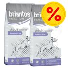 Dubbelpack Briantos Protect + Care Adult Sensitive - Digestion & Care