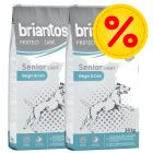 Dubbelpack Briantos Protect + Care Senior/Light - Weight & Care