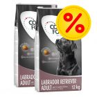 Dubbelpack Concept for Life Labrador Retriever Adult