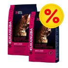 Dubbelpack Eukanuba Cat Adult Overweight/Sterilised