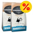 Dubbelpack Greenwoods Puppy Turkey & Rice