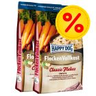 Dubbelpack Happy Dog Classic Flakes