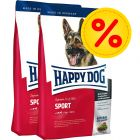 Dubbelpack Happy Dog Supreme Fit & Well Adult Sport