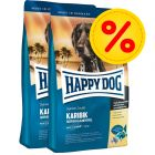 Dubbelpack Happy Dog Supreme Sensible Karibik