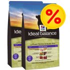 Dubbelpack Hill's Canine Ideal Balance Mature Chicken & Rice