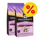 Dubbelpack: Hill´s Ideal Balance Adult Chicken & Rice