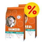 Dubbelpack: IAMS Pro Active Health Adult Hairball Control
