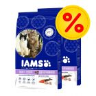 Dubbelpack: IAMS Pro Active Health Adult Multi-Cat Household
